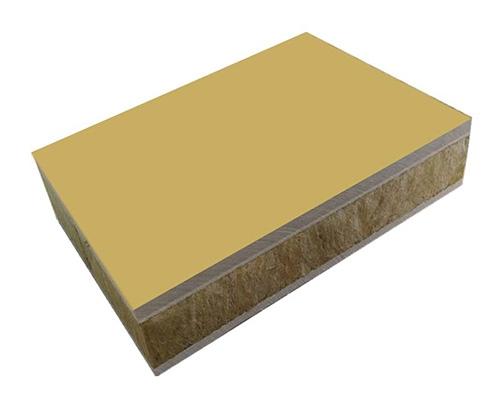 石墨聚苯板一体板